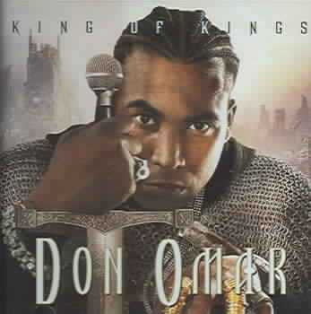 KING OF KINGS BY DON OMAR (CD)