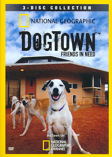 DOGTOWN:FRIENDS IN NEED (DVD)